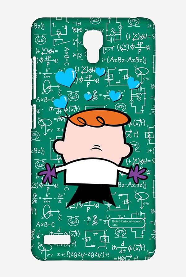 Dexter Science Love Case for Xiaomi Redmi Note Prime