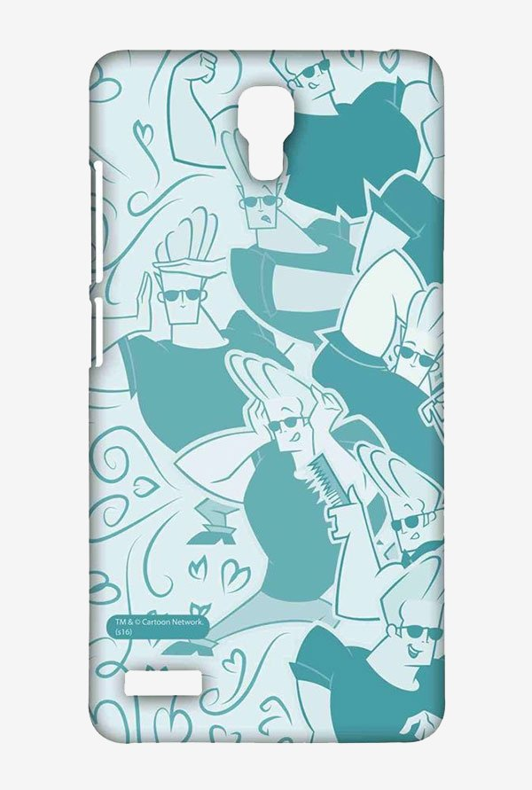 Artistic Johnny Bravo Case for Xiaomi Redmi Note Prime