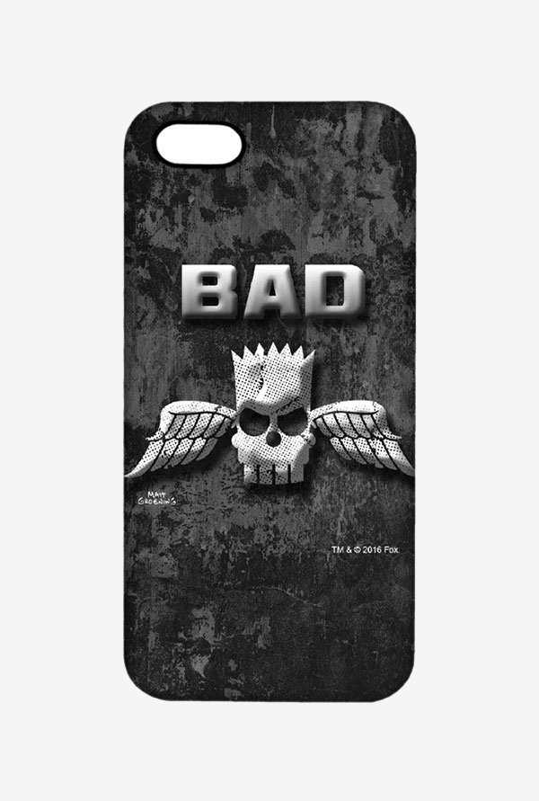Simpsons Cracked Wall Bart Case for iPhone 5/5s