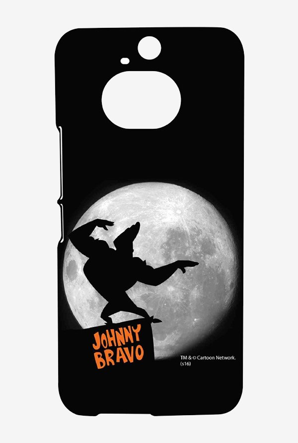 Johnny Bravo On The Moon Case for HTC One M9 Plus