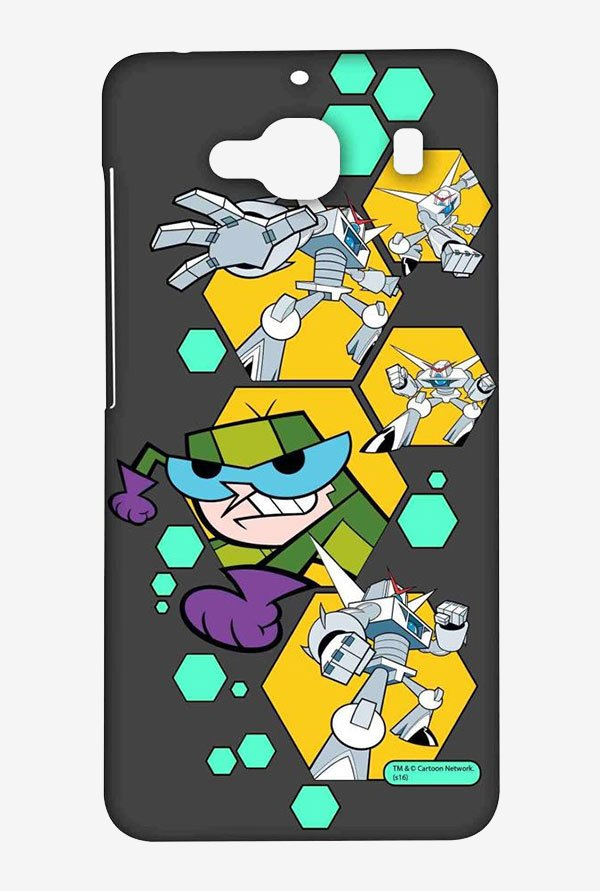 Dexter Robot Wars Case for Xiaomi Redmi 2 Prime