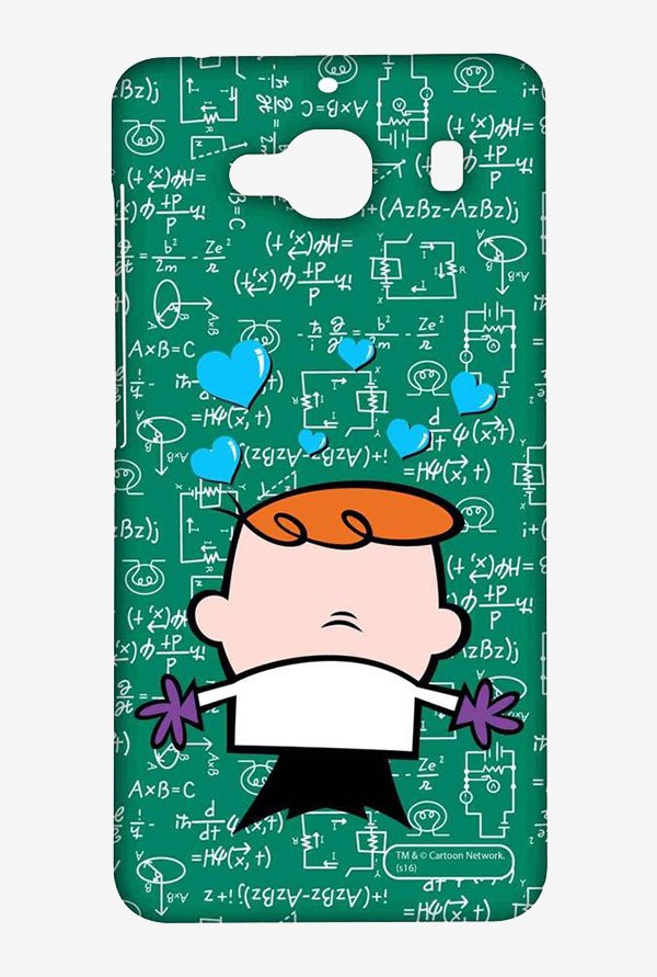 Dexter Science Love Case for Xiaomi Redmi 2 Prime