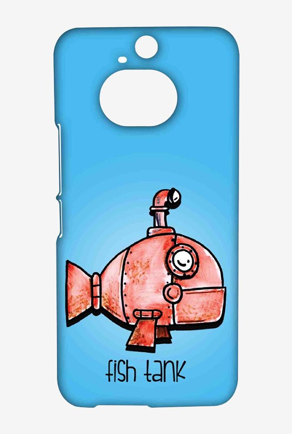Kritzels Fish Tank Case for HTC One M9 Plus