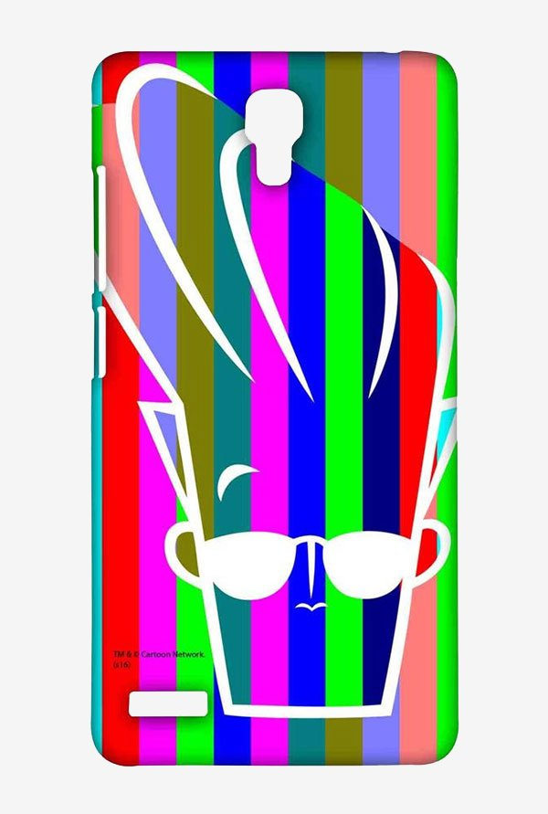 Rainbow Johnny Bravo Case for Xiaomi Redmi Note Prime