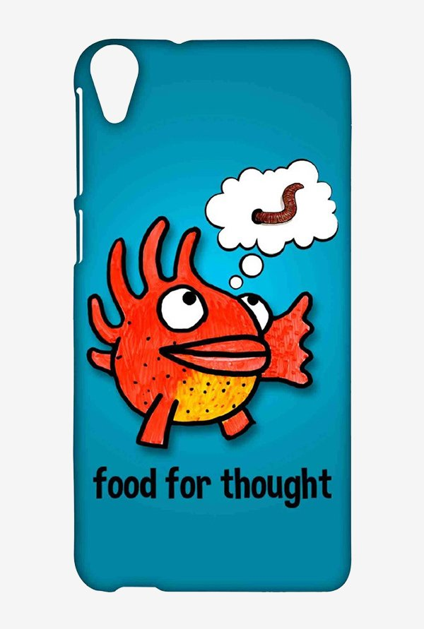 Kritzels Food For Thought Case for HTC Desire 820