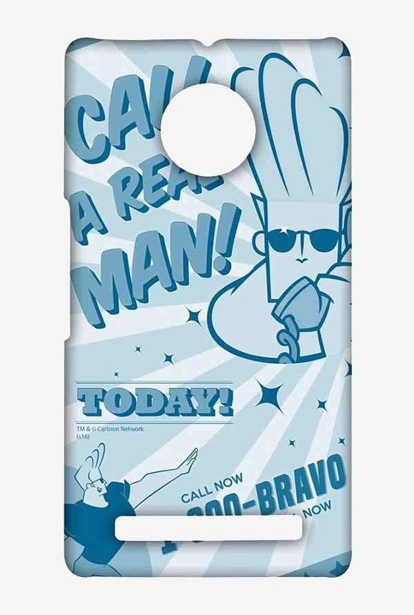 Johnny Bravo The Real Man Case for Yu Yuphoria