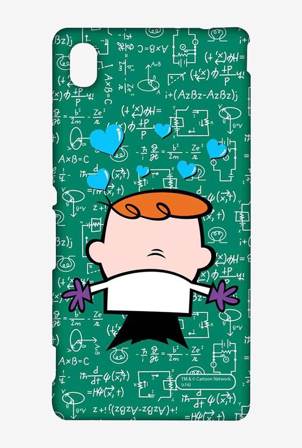 Dexter Science Love Case for Sony Xperia M4