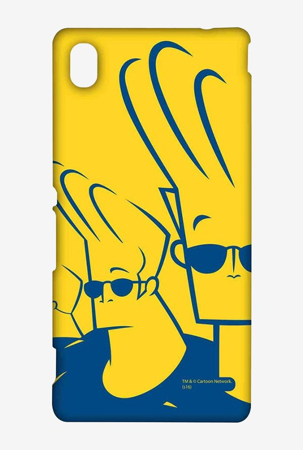 Johnny Bravo Different Poses Case for Sony Xperia M4
