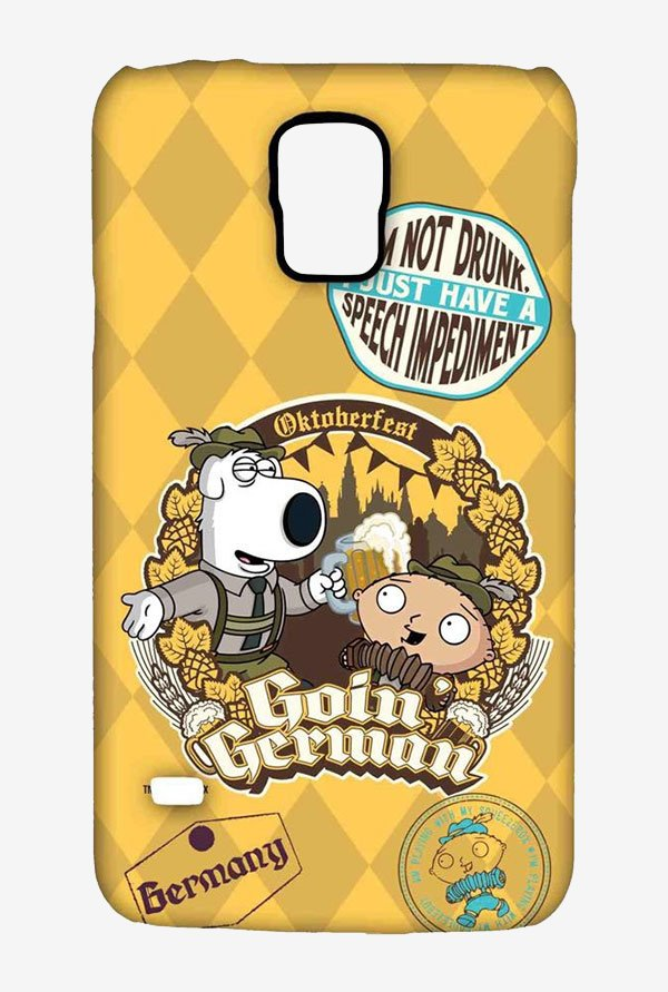 Family Guy Going German Case for Samsung S5