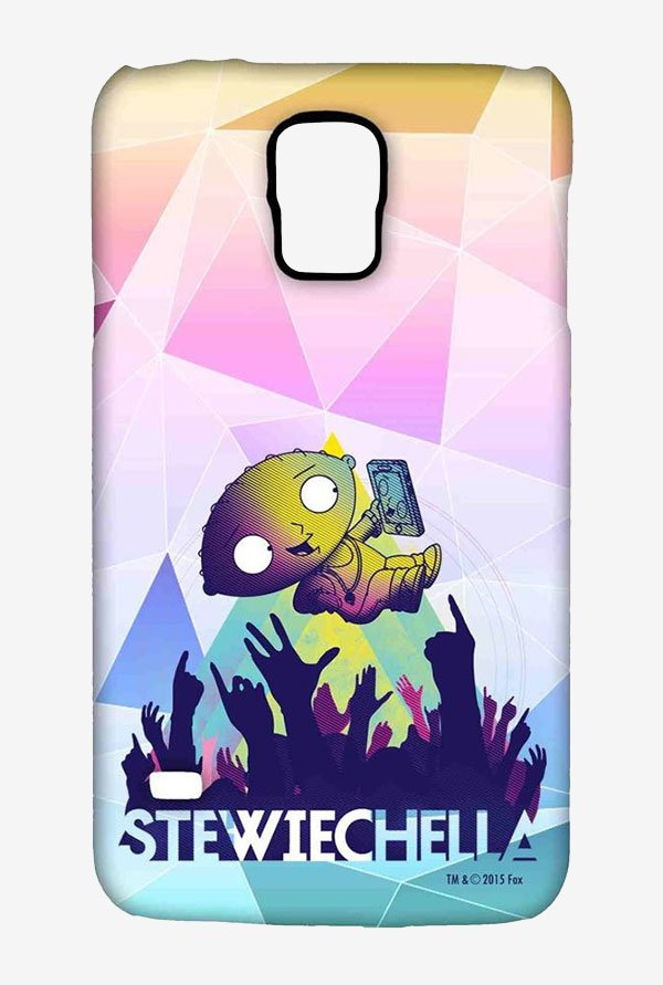Family Guy Quahog Music Fest Case for Samsung S5