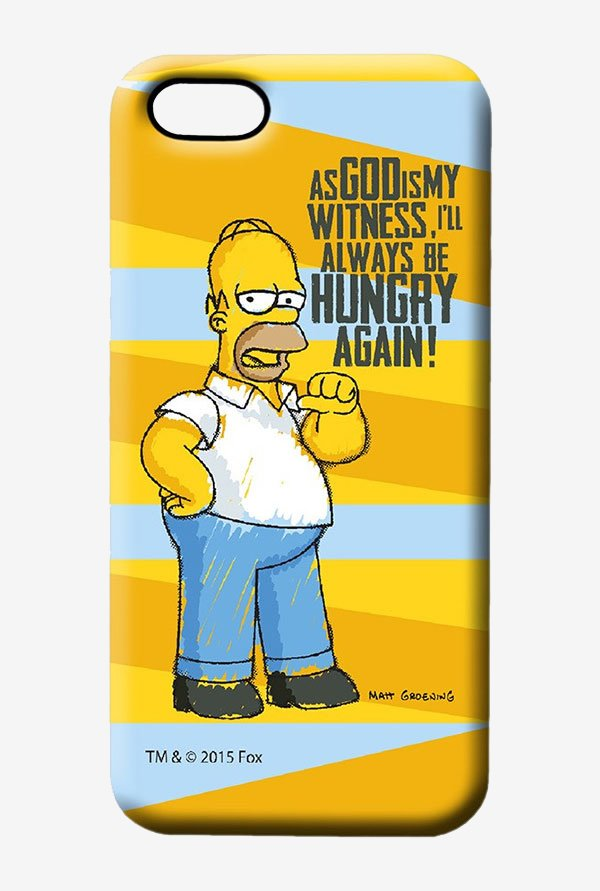 Simpsons Hungry Homer Case for iPhone 5/5s