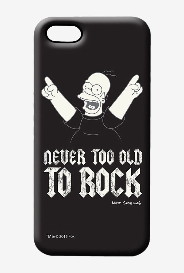 Simpsons Rockstar Homer Case for iPhone 5/5s