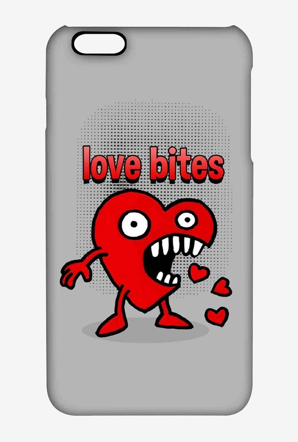 Kritzels Love Bites Case for iPhone 6 Plus