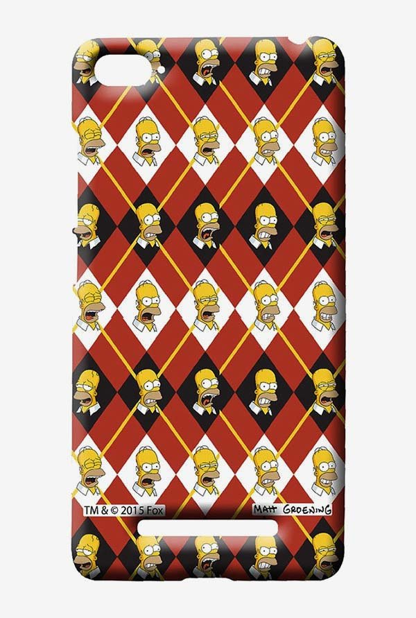 Simpsons Homer Moods Case for Xiaomi Mi4i