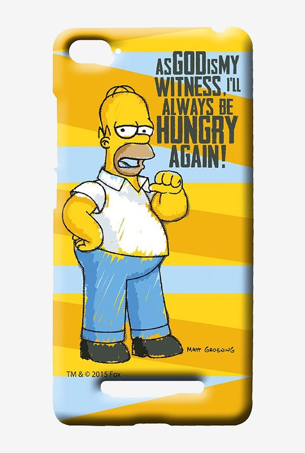 Simpsons Hungry Homer Case for Xiaomi Mi4i