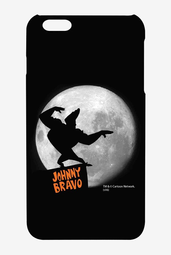 Johnny Bravo On The Moon Case for iPhone 6 Plus