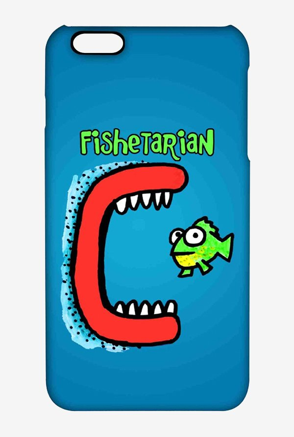 Kritzels Fishetarian Case for iPhone 6 Plus