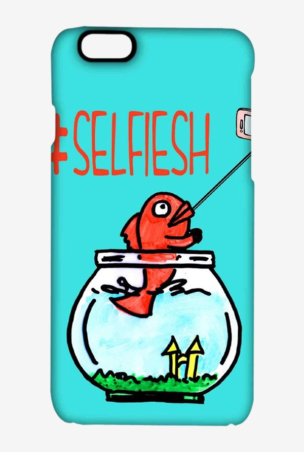Kritzels Selfiesh Case for iPhone 6