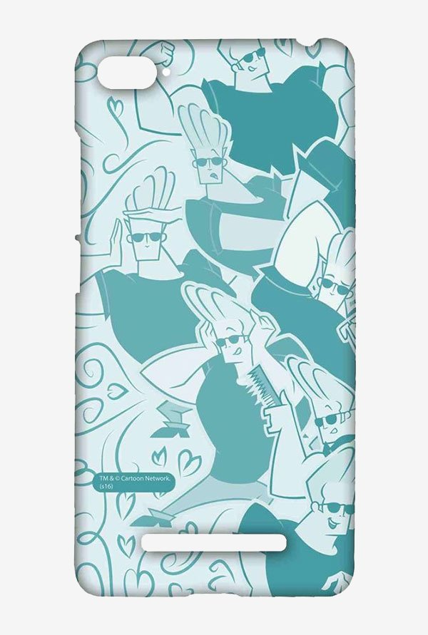 Artistic Johnny Bravo Case for Xiaomi Mi4i