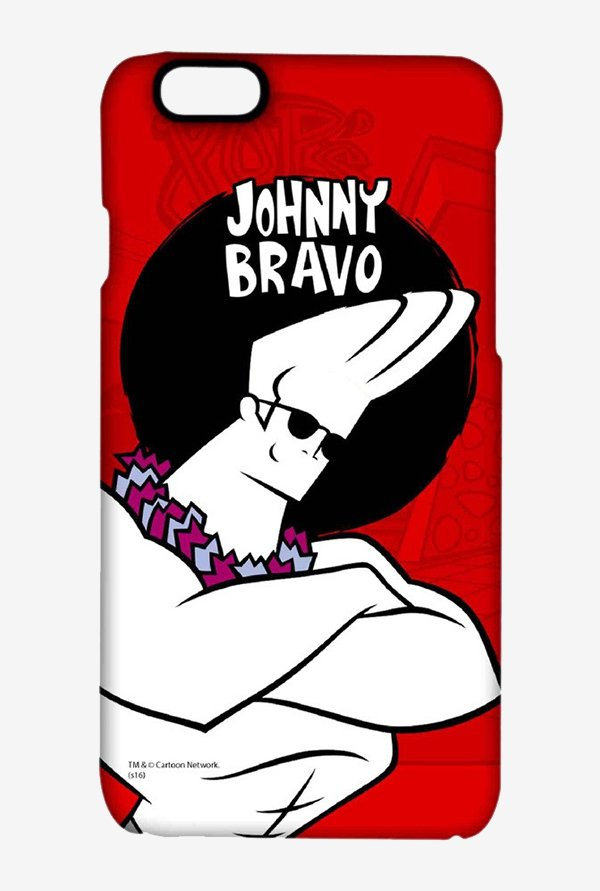 Johnny Bravo Hawaii Case for iPhone 6