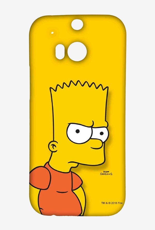Bart Simpson Case for HTC One M8
