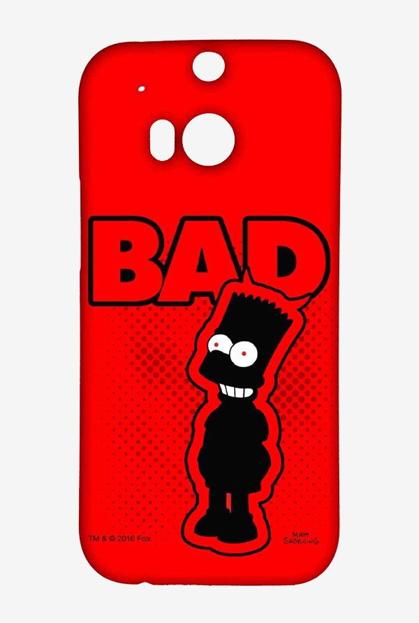 Simpsons Bad Case for HTC One M8