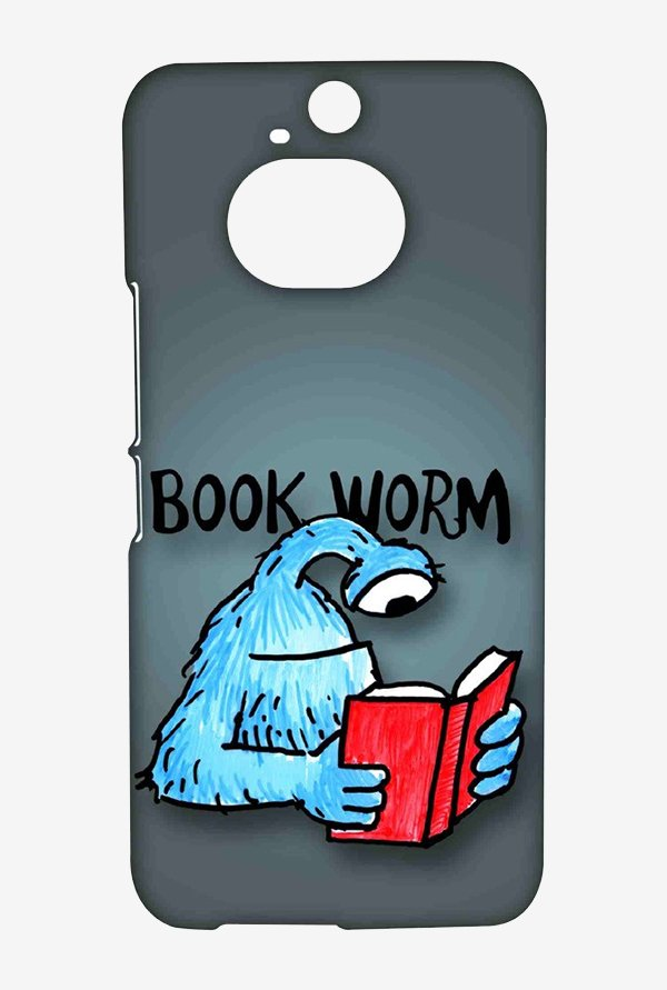 Kritzels Book Worm Case for HTC One M9 Plus