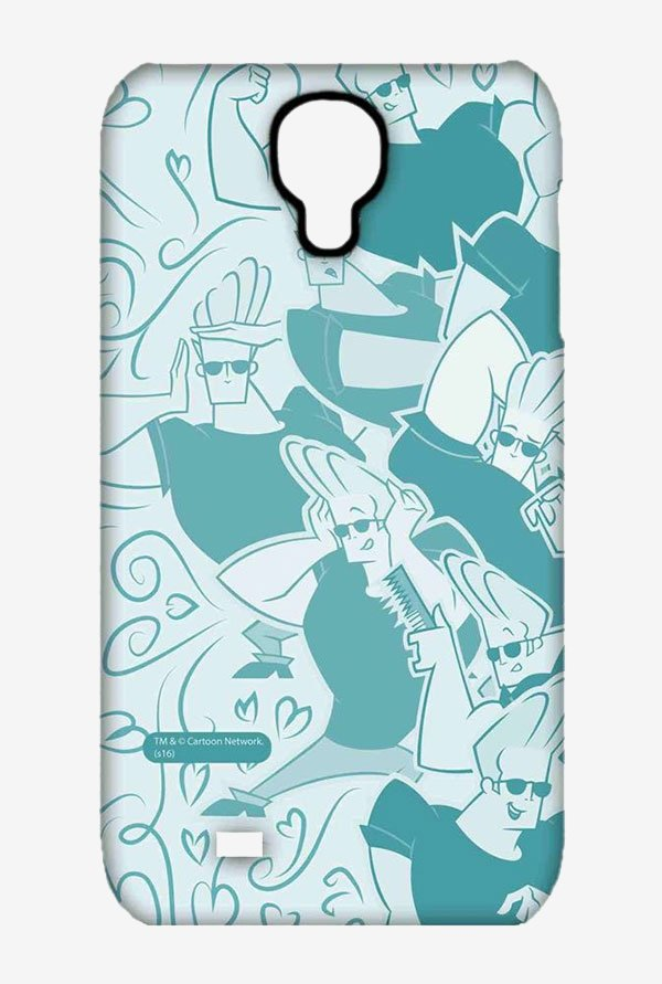 Artistic Johnny Bravo Case for Samsung S4