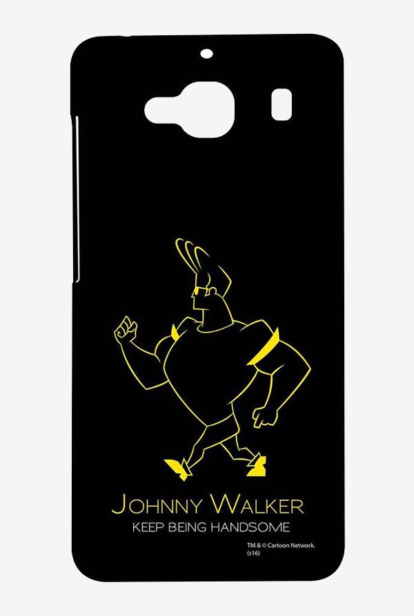 Johnny Walker Case for Xiaomi Redmi 2 Prime