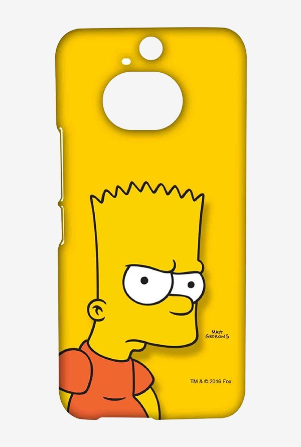Bart Simpson Case for HTC One M9 Plus