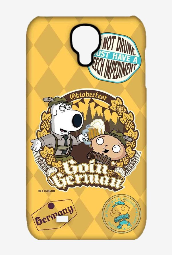 Family Guy Going German Case for Samsung S4