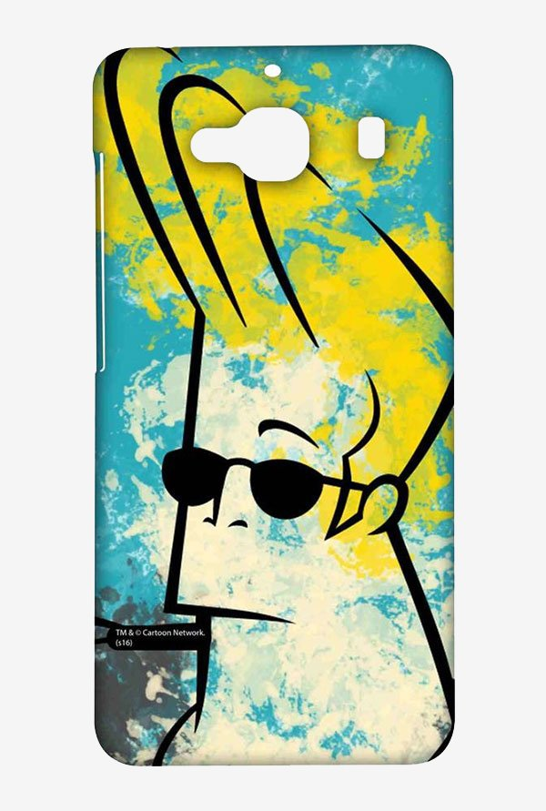 Shaded Johnny Bravo Case for Xiaomi Redmi 2 Prime