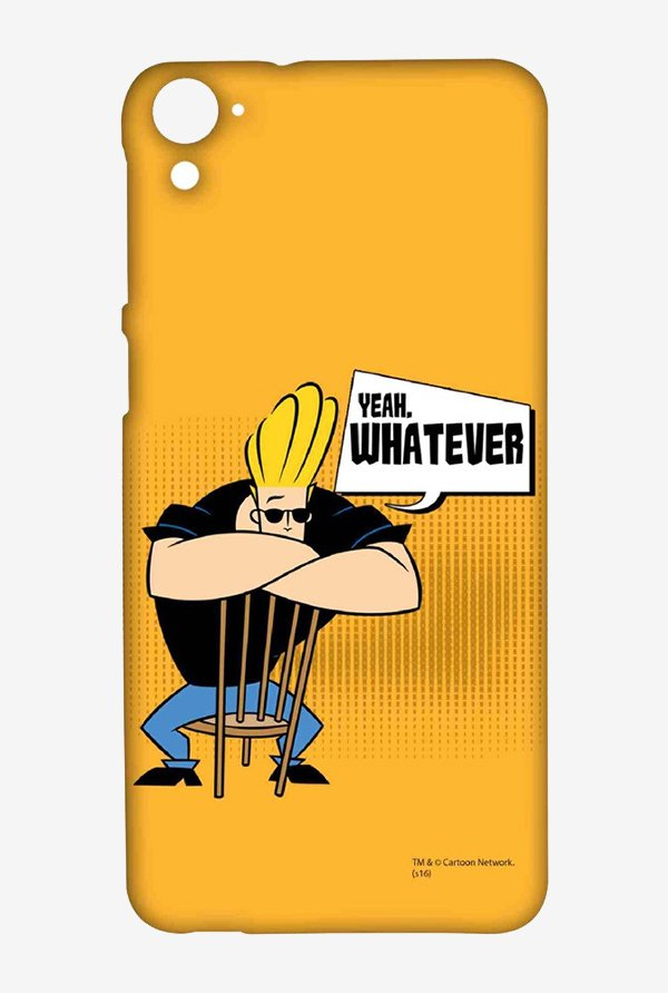 Johnny Bravo Yeah Whatever Case for HTC Desire 826