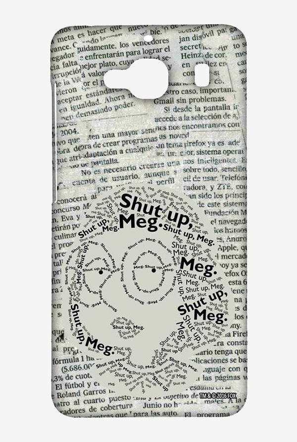 Family Guy Shut Up Meg Case for Xiaomi Redmi 2 Prime