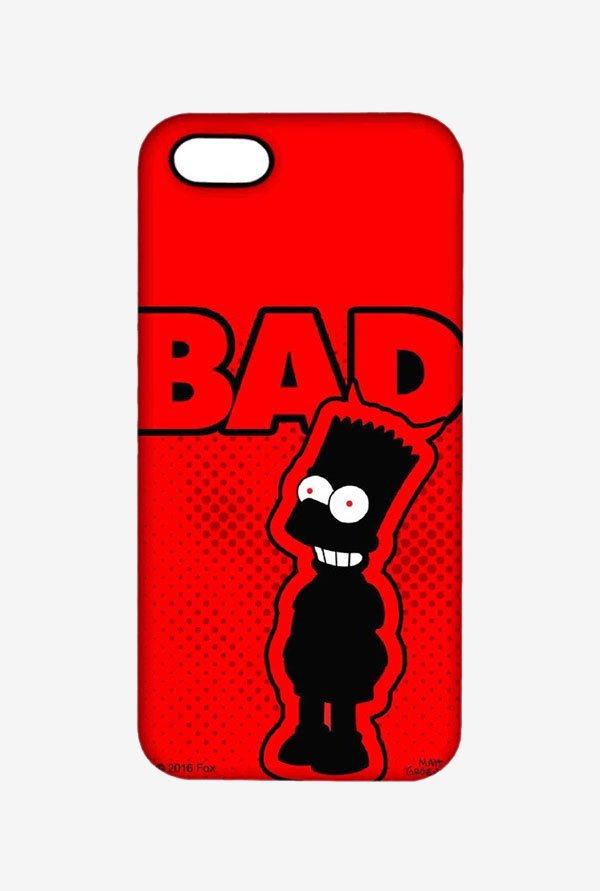Simpsons Bad Case for iPhone 5/5s