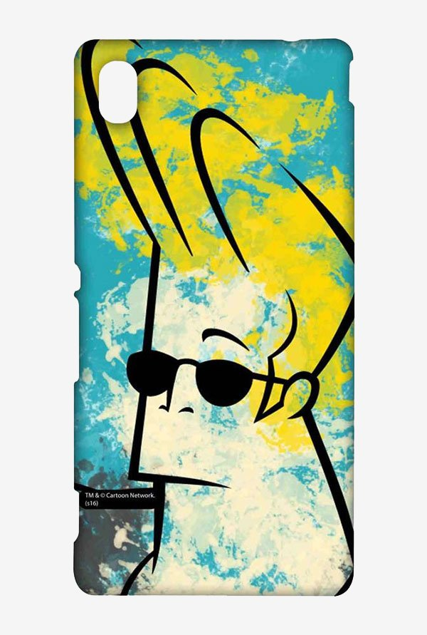Shaded Johnny Bravo Case for Sony Xperia M4