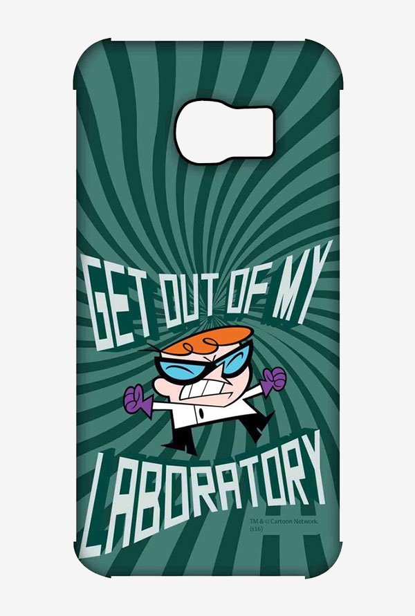 Dexter Get Out Case for Samsung S6 Edge