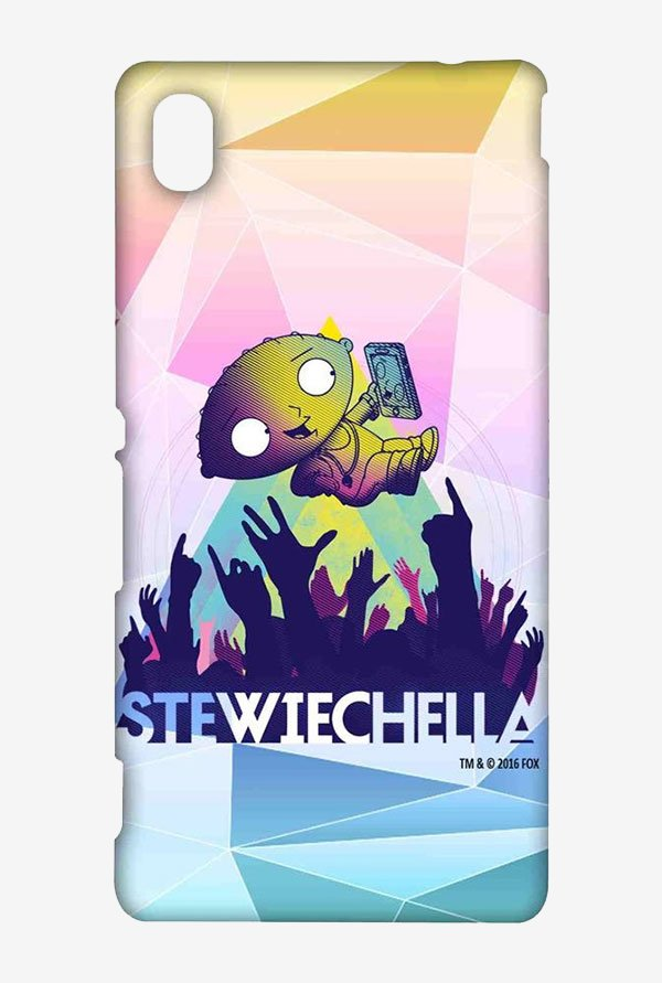 Family Guy Quahog Music Fest Case for Sony Xperia M4