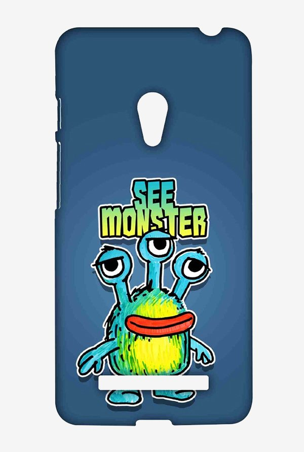 Kritzels See Monster Case for Asus Zenfone 5