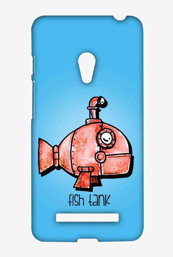 Kritzels Fish Tank Case for Asus Zenfone 5