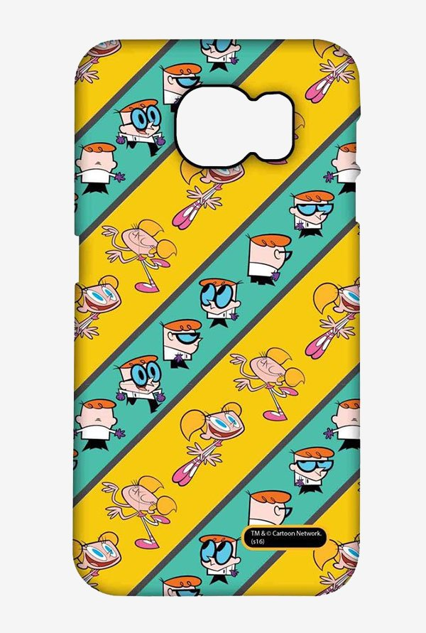Dexter & Dee Dee See Stripes Case for Samsung S6 Edge Plus