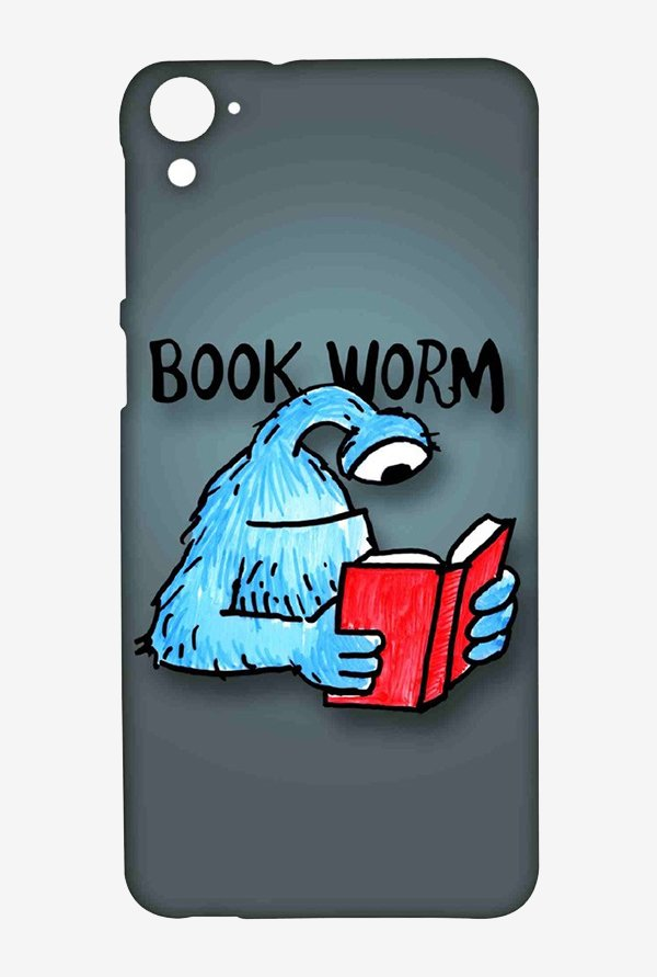 Kritzels Book Worm Case for HTC Desire 826