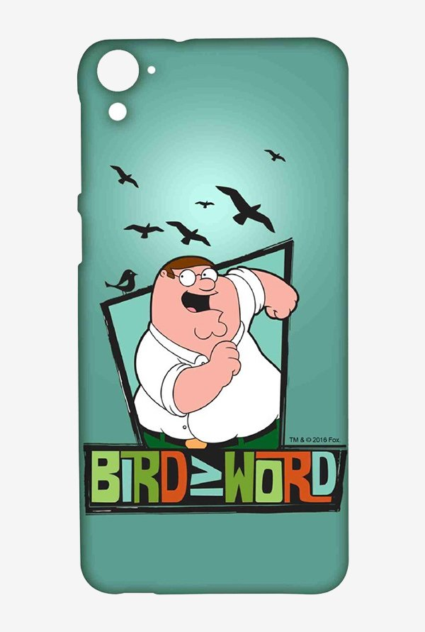 Family Guy Bird Word Case for HTC Desire 826