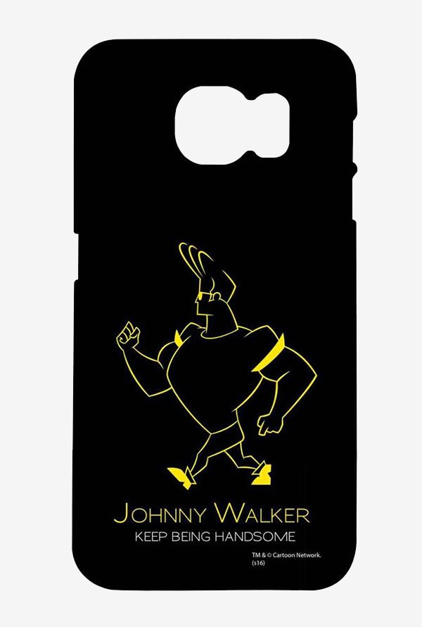 Johnny Walker Case for Samsung S6 Edge Plus