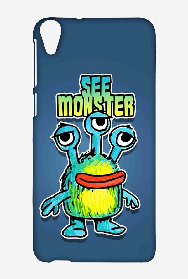 Kritzels See Monster Case for HTC Desire 820