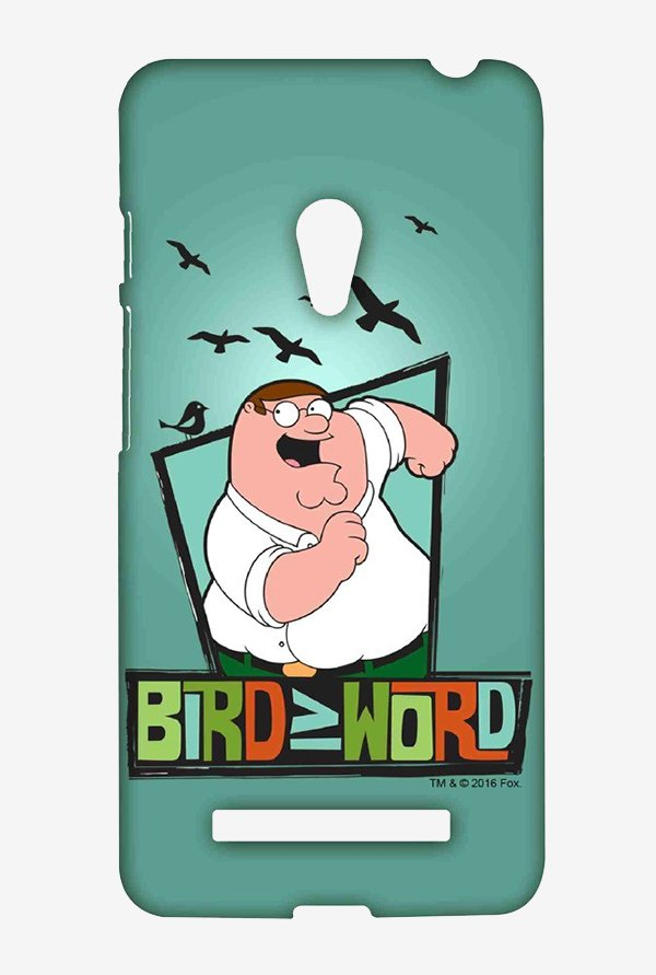 Family Guy Bird Word Case for Asus Zenfone 5