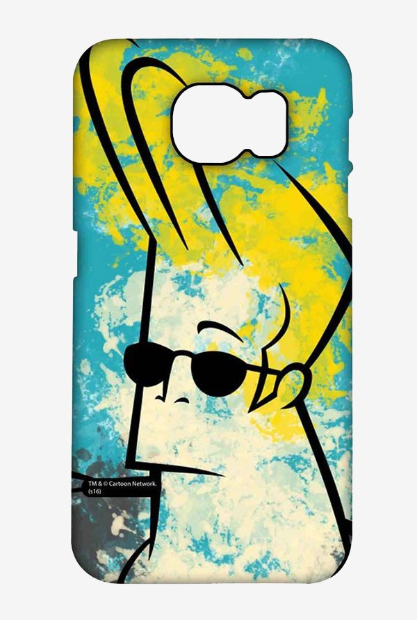 Shaded Johnny Bravo Case for Samsung S6