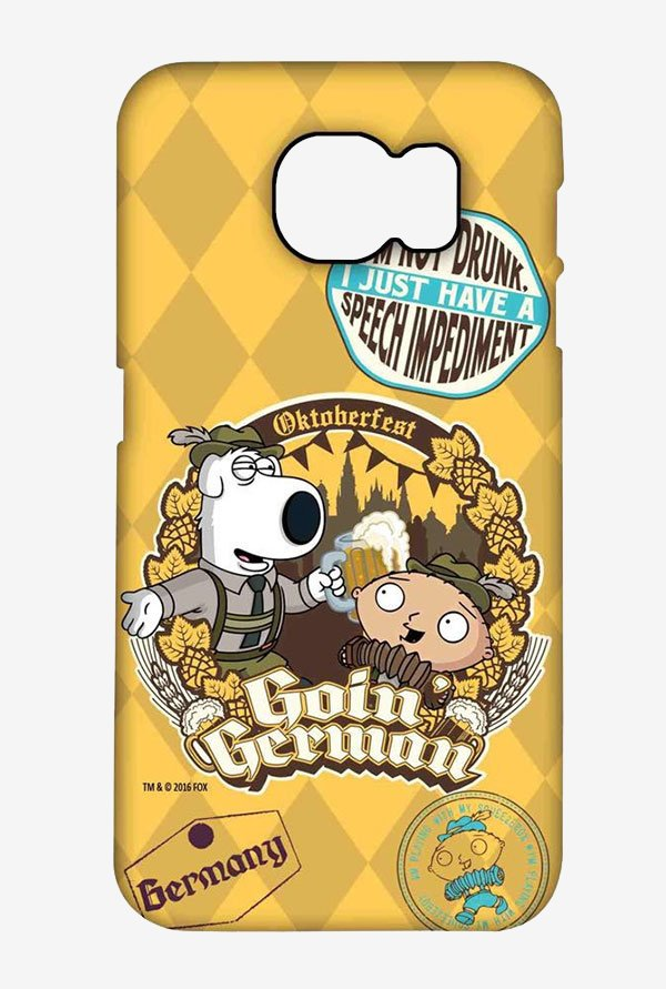 Family Guy Going German Case for Samsung S6
