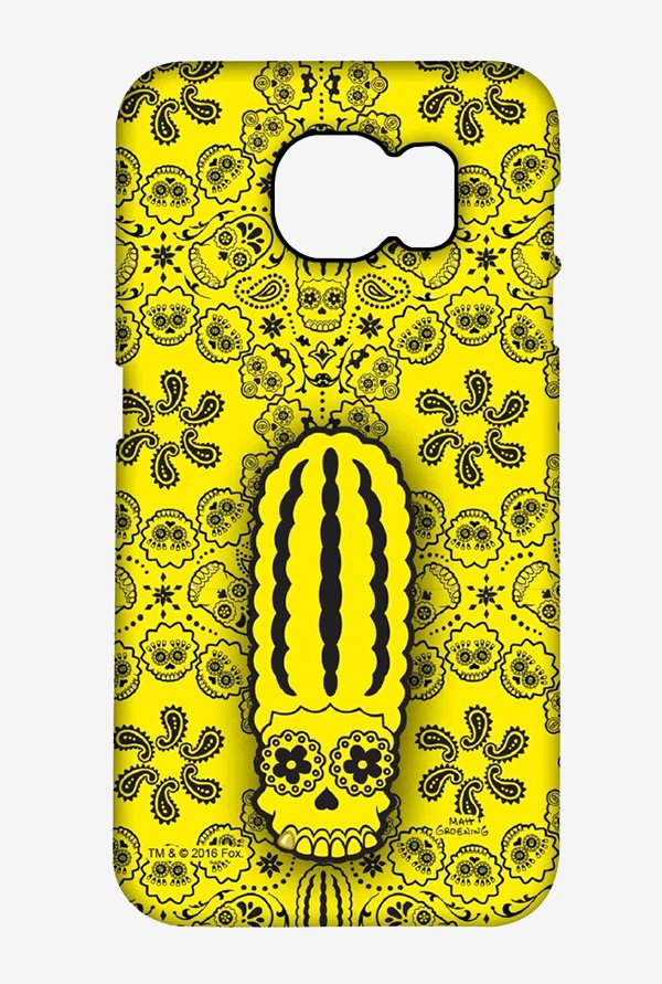 Simpsons Celtic Marge Case for Samsung S6 Edge Plus