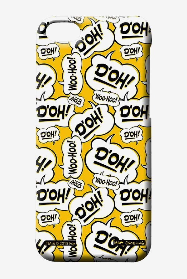 Simpsons Random Expressions Case for iPhone 5C